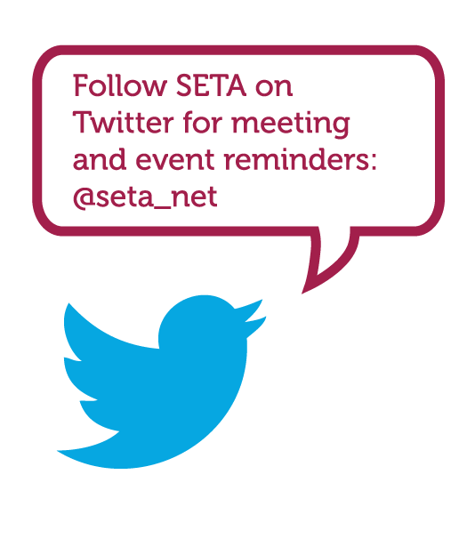 SETA is on Twitter